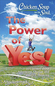 The Power of Yes, Amy Newmark